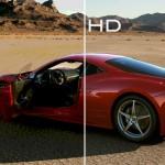 Forza Motorsport HD vs SD