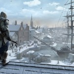 Assassin's Creed 3 Waterfront Harbour