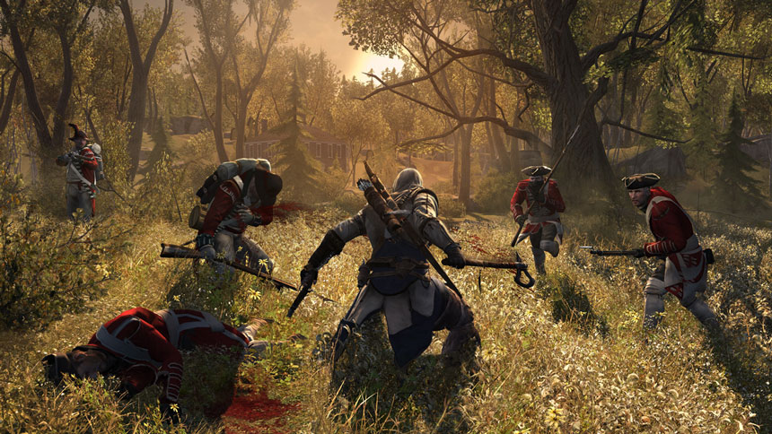 Assassin's Creed 3: Amazing Graphics