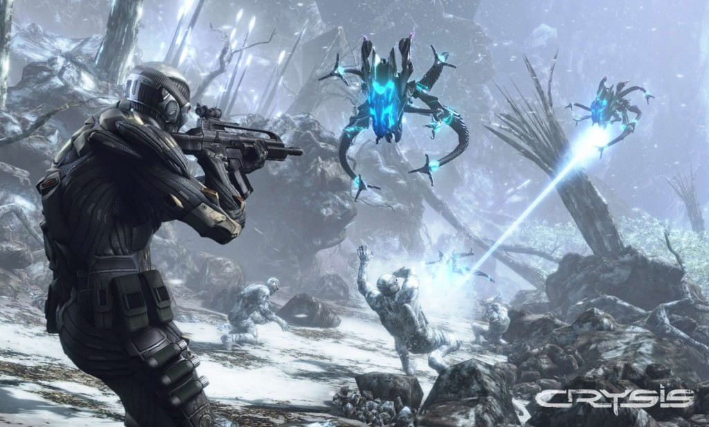 Crysis 3 Powered by the CryENGINE