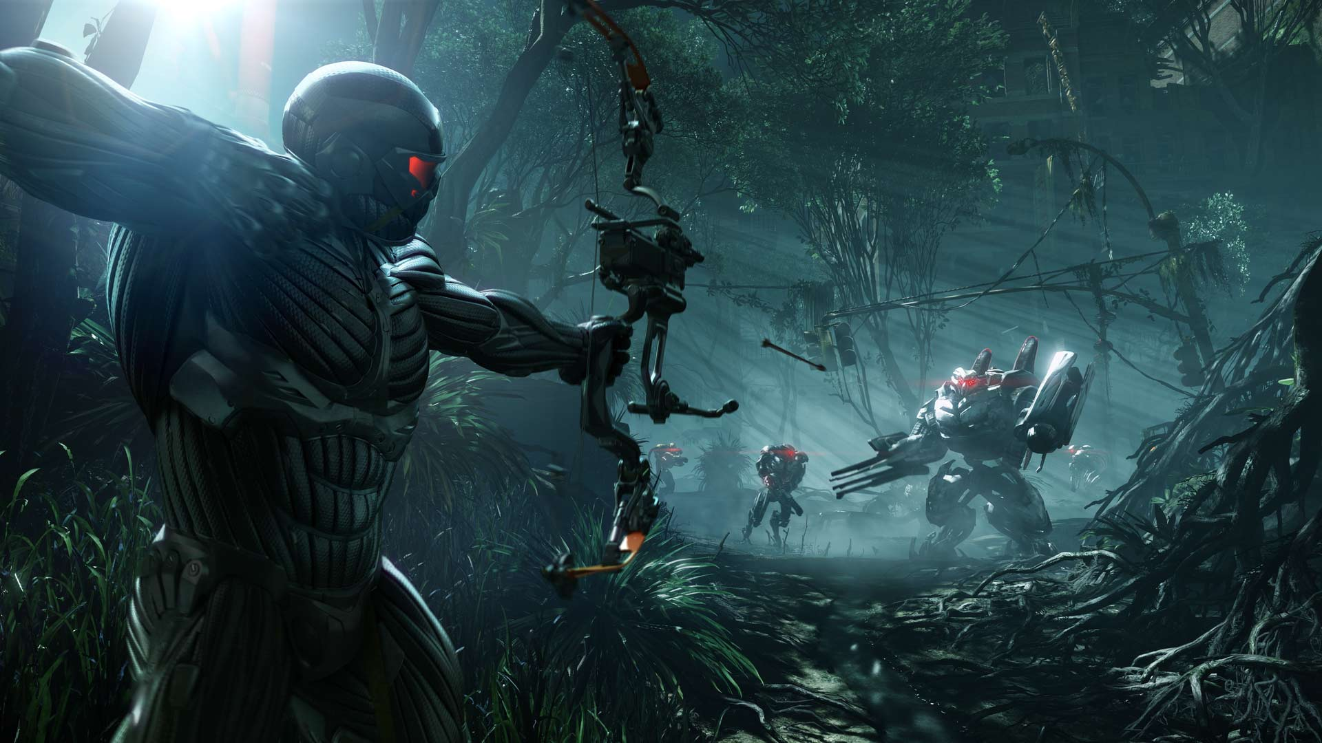 Crysis3ScreenshotTheHunter