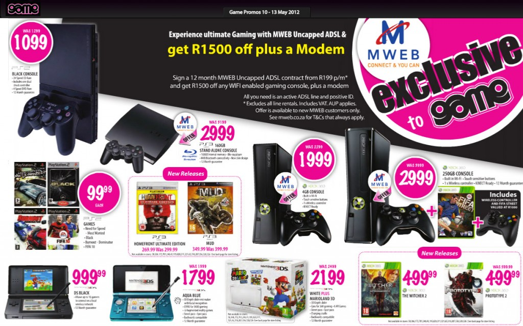 Game Gaming and Console Catalog 10 - 13 May
