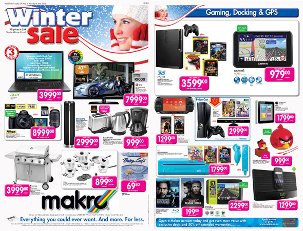 Makro Technology Catalogue May 29 to June 04